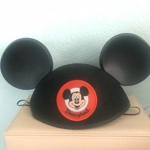 Mickey hat ears